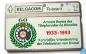 Telefoonkaart Kon. Vriendenkring Telefonisten