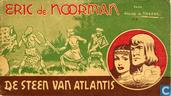 Comic Books - Eric the Norseman - De steen van Atlantis