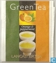 Green Tea Orange & Peppermint
