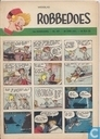 Comic Books - Robbedoes (magazine) - Robbedoes 587