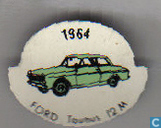1964 Ford Taunus 12M [groen]