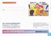 Bandes dessinées - Natkambende, De - De Natkambende - Kleuters
