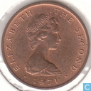 Isle of Man ½ new penny 1971