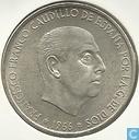 Spain 100 pesetas 1966 (66)
