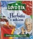 Herbata z sokiem