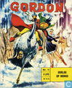 Strips - Flash Gordon - Oorlog op Mongo