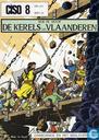 Strips - Leeuw van Vlaanderen, De - De kerels van Vlaanderen