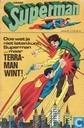 Strips - Superman [DC] - De nacht waarin Superman zijn eigen graf groef!