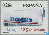 El Comercio journal 1877-2003