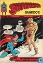 Comic Books - Superman [DC] - 1000 graden fahrenheid