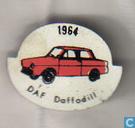 1964 Daf Daffodil [rood]