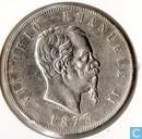 Italie 5 lire 1873 (M BN)