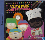Video games - Sega Dreamcast - South ParkChef's Luv Shack