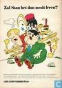 Bandes dessinées - Binkie - Bennie als kinderoppas!