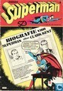 Strips - Superman [DC] - Biografie van Superman alias Clark Kent