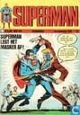 Comic Books - Superman [DC] - Superman legt het masker af!