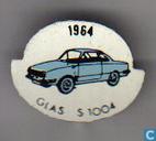 1964 Glas S 1004 [blauw]