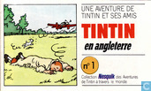 Tintin en Angleterre