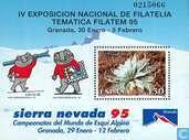 Thematic stamp exhibition FILATEM