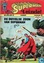 Strips - Superman [DC] - De duivelse zoon van Superman
