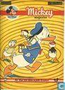 Bandes dessinées - Mickey Magazine (tijdschrift) - Mickey Magazine 127