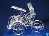 Becak Bali Silber