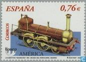 Amerka: Histoire des chemins de fer