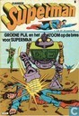 Strips - Superman [DC] - Groene Pijl en het Atoom op de bres voor Superman