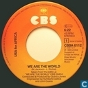 Disques vinyl et CD - USA For Africa - We are the world