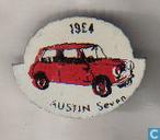 1964 Austin Seven [rood]