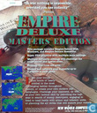 Video games - PC - Empire Deluxe Masters Edition