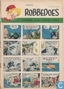 Comic Books - Robbedoes (magazine) - Robbedoes 589