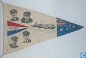 KLM vlaggetje (02) Uiver