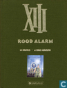 Comic Books - XIII - Rood alarm