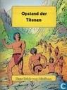 Comics - Goden uit het heelal, De - Opstand der Titanen