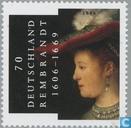 Rembrandt- jaar- Saskia