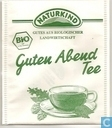 Tea bags and Tea labels - Naturkind - Guten Abend Tee