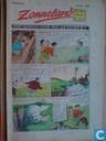 Bandes dessinées - Zonneland (tijdschrift) - Zonneland 33