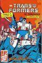 Bandes dessinées - Transformers - De Transformers - omnibus 4