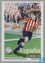 1905-2005 football Gijon