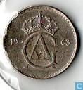 Schweden 10 Öre 1963