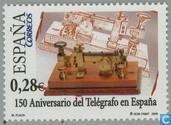 Telegrafie 1855-2005
