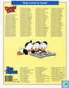 Bandes dessinées - Donald Duck - De reisavonturen van Oom Dagobert - Paniek bij de Piewiega's & De zoon van de zon