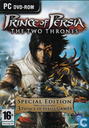 Video games - PC - Prince of Persia: The Two Thrones Special Edition