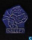 Kreeft [or sur bleu]