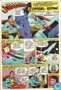 Strips - Supergirl - Superman de levende atoombom!