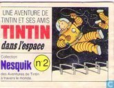 Comic Books - Tintin - Kuifje in de ruimte