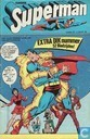 Comic Books - Superman [DC] - Het elektronische spook van Metropolis!