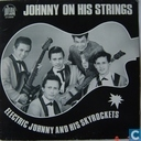 Johnny on his strings