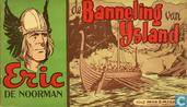 Comics - Erik, der Wikinger - De banneling van IJsland